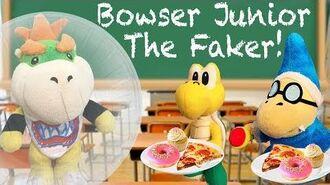 SML Movie Bowser Junior The Faker!