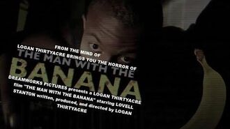 The Man With The Banana