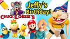 Jeffy's Birthday