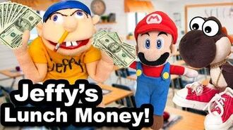 SML Movie Jeffy's Lunch Money!