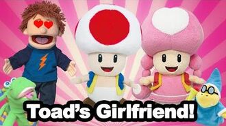 GG Games R Us Movie Toad's Girlfriend!