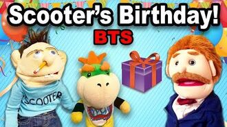 SML BTS Scooter's Birthday!!!