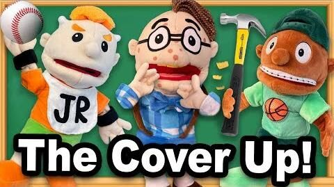 SML Movie- The Cover Up!