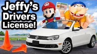 SML Movie- Jeffy's Drivers License!