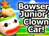 Bowser Junior's Clown Car!
