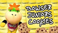 SML Movie Bowser Junior's Cookies!