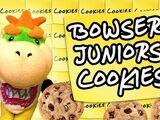 Bowser Junior's Cookies!