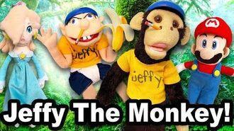 SML Movie Jeffy The Monkey!