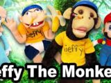 Jeffy the Monkey!