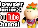 Bowser Junior's YouTube Channel!