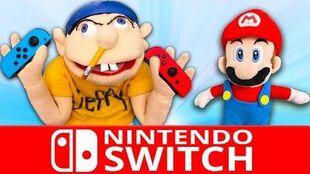 Nintendo Switch | SuperMarioLogan Wiki | FANDOM powered by Wikia