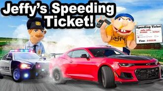 SML Movie Jeffy's SpeedingTicket!