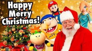 Jeffys Bad Christmas.Happy Merry Christmas Supermariologan Wiki Fandom
