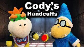 SML Movie Cody's Handcuffs!