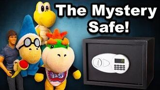 SML Movie The Mystery Safe! Reuploaded (NON AGE RESTRICTION)