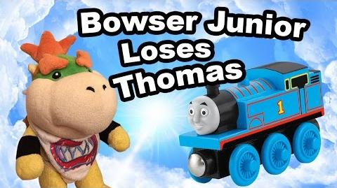 SML Movie Bowser Junior Loses Thomas