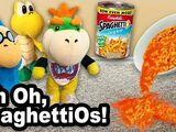 Uh Oh, SpaghettiOs!