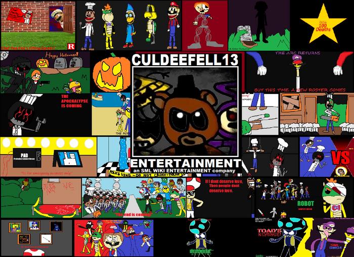 CuldeeFell13 Entertainment