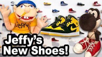SML Movie- Jeffy's New Shoes!