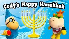 SML Movie Cody's Happy Hanukkah!