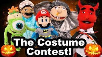 SML Movie The Costume Contest!