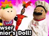 Bowser Junior's Doll!
