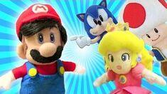 SML Movie Mario's Wig