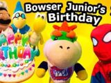 Bowser Junior's 7th Birthday!