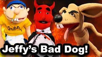 SML Movie- Jeffy's Bad Dog!