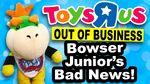 Bowser Junior's Bad News