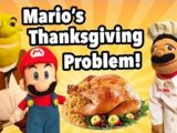 Mario's Thanksgiving Problem!