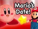 Mario's Date!