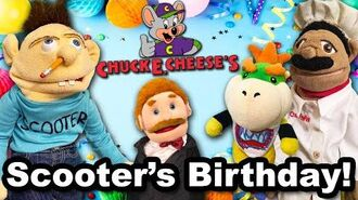 SML Movie Scooter's Birthday!