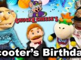 Scooter's Birthday!