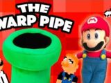 The Warp Pipe!