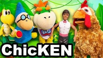SML Movie Chicken!