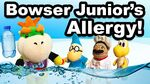 Bowser Junior's Allergy