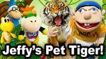Jeffy's Pet Tiger