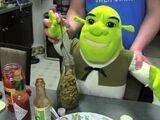 Shrek's Hot Cheesecake