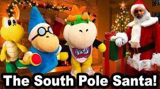 SML Movie- The South Pole Santa!