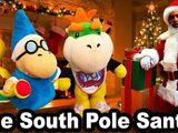 The South Pole Santa!