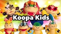 SML Movie The Koopa Kids!