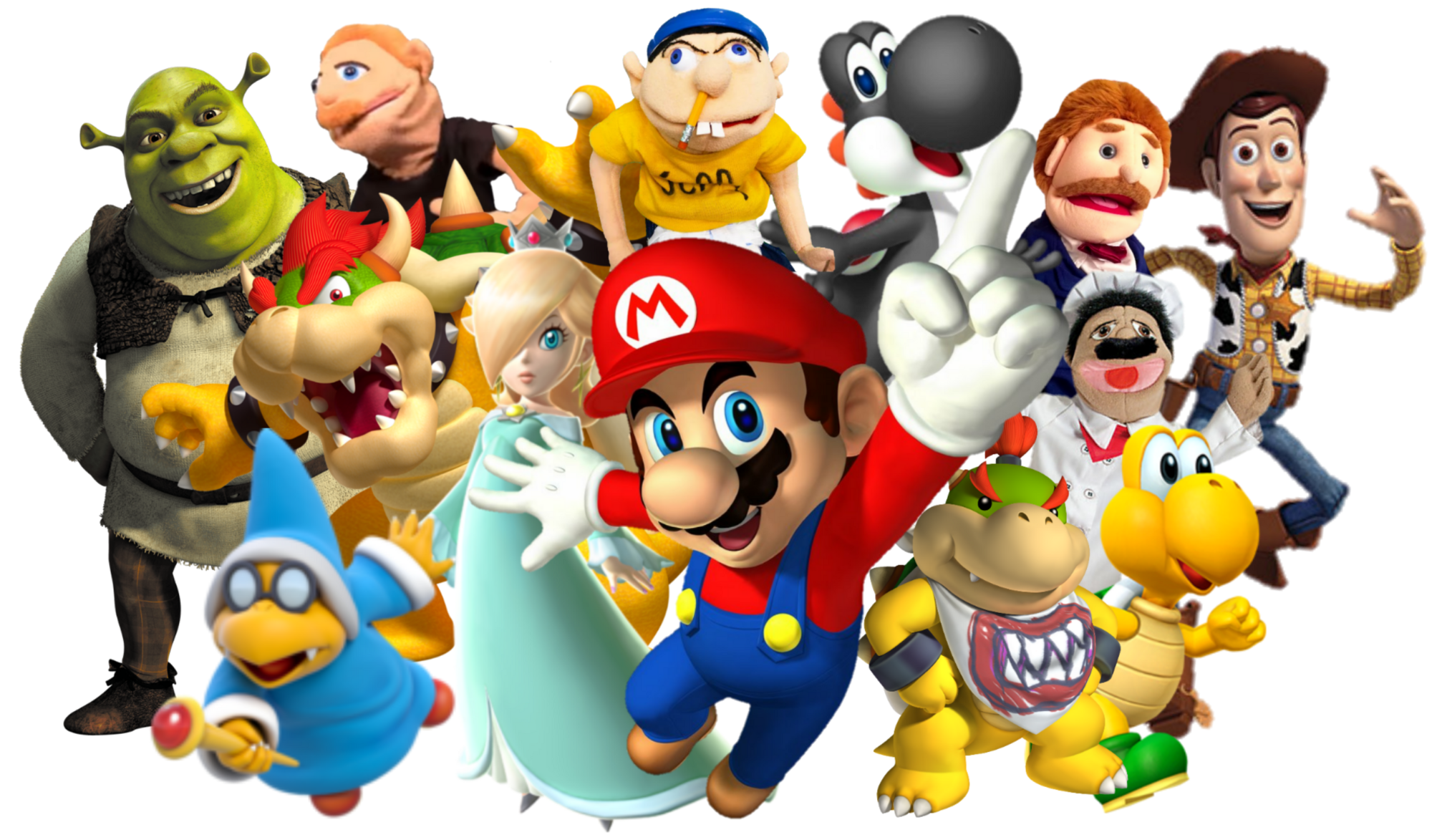 036956a2 SML Movies | SuperMarioLogan Wiki | FANDOM powered by Wikia