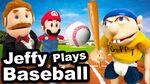 Jeffy Plays Baseball
