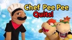 SML Movie Chef Pee Pee Quits! Part 1