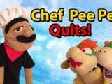 Chef Pee Pee Quits! Part 1
