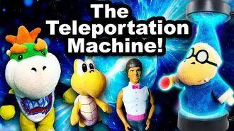SML Movie- The Teleportation Machine!