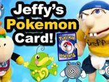 Jeffy's Pokemon Card!