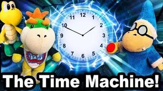 SML Movie- The Time Machine!