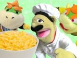 Bowser Junior's Macaroni